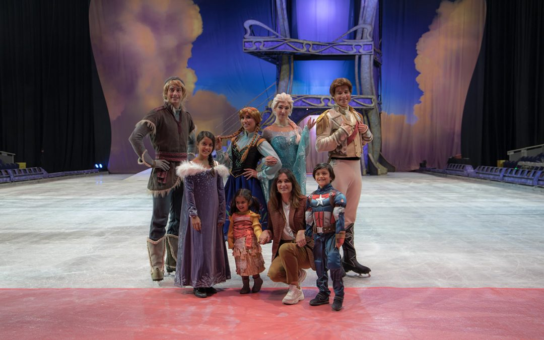 Disney On Ice no nos lo perdemos ni un año…